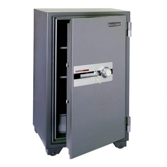 First Alert 2702F Safe 2 Hour Steel Fire Safe with Combination Lock - 5.91 Cubic Ft