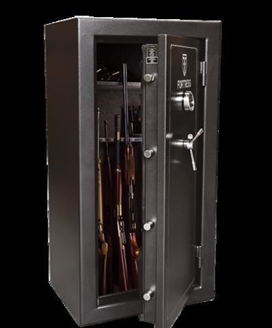 Fortress Executive FS40E-UL - 30 Gun Capacity - 60 Minute Fire Safe