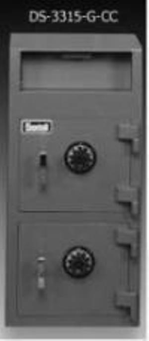 Gardall Economical Depository safe DS3315CC
