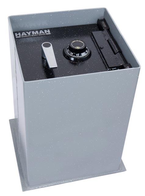 Hayman Full Size Steel Floor safe FS16