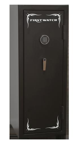 Homak Security - BH50126140 - 14 Gun Black Hills Safe - 1400°/30 Minutes