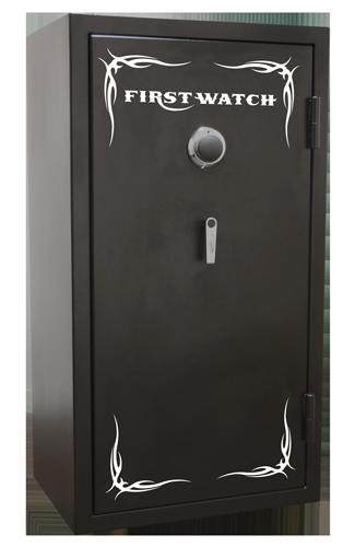 Homak Security - BH50126240 - 24 Gun Black Hills Safe - 1400°/30 Minutes