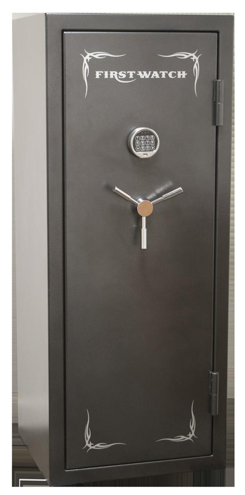 Homak Security - BR50125160 - 16 Gun Blue Ridge Safe - 1400°/45 Minutes