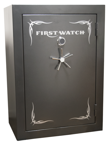 Homak Security - BR50125480 - 48 Gun Blue Ridge Safe - 1400°/45 Minutes