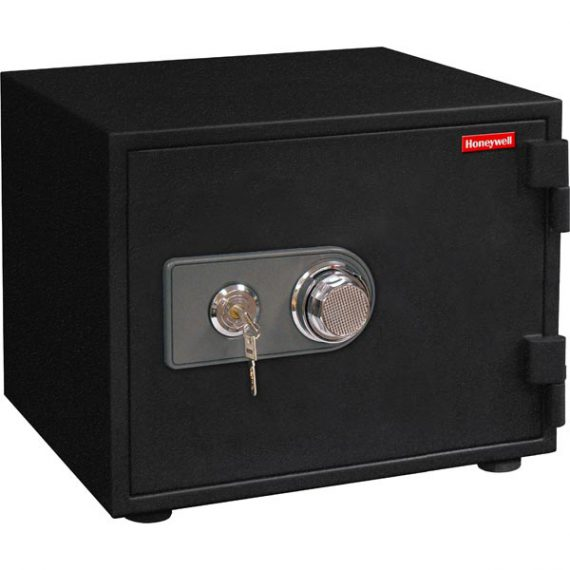 Honeywell 2103 .63 cu. ft. Brigade Series Fire Safe w/ Combination Lock