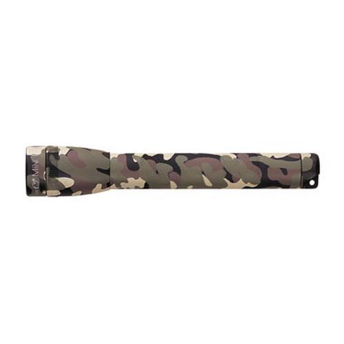 Maglite Mini-Mag Flashlight - AA Mini Mag Blister/Camo