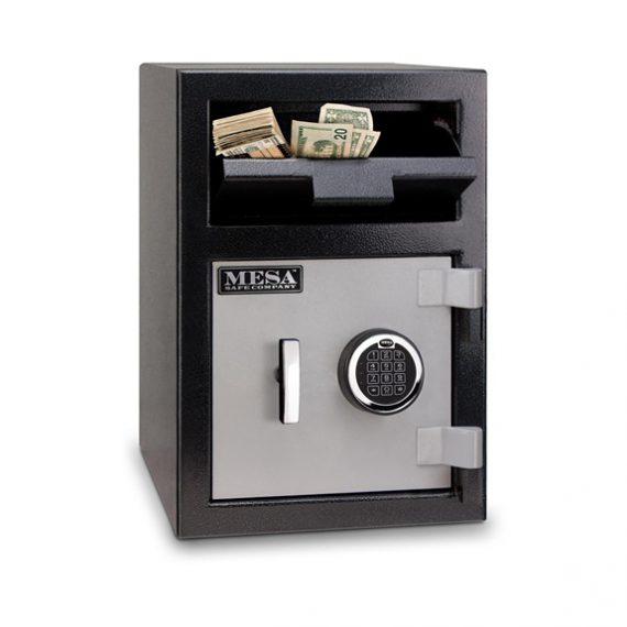 Mesa Safes MFL2014 Safe - Depository Safe - 0.8 Cubic Feet