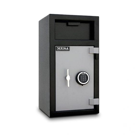 Mesa Safes MFL2714ILK Safe - Depository Safe w/ Key Locking Interior - 1.3 Cubic Feet