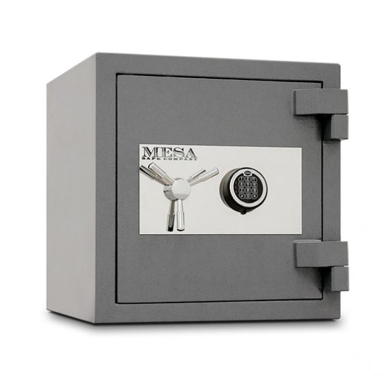 Mesa Safes MSC2120 Safe - 2 Hour Fire High Security Safe - 2.2 Cubic Feet