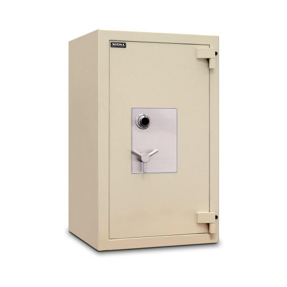 "Mesa Safes MTLE4524 TL-15 Series 52"" High Security 2 Hour Fire Safe"
