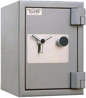 Mutual Safes - AS-1 - TL-15 High Security Burglar and Fire Composite Safe