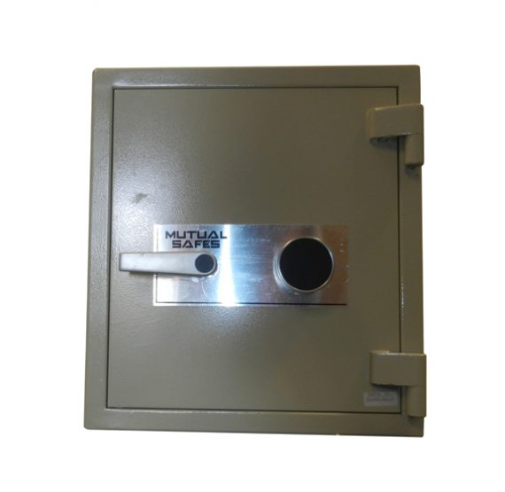 Mutual Safes - RS-0 - Burglary and Fire Safe