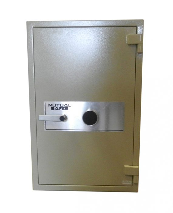 Mutual Safes - RS-3 - Burglary and Fire Safe