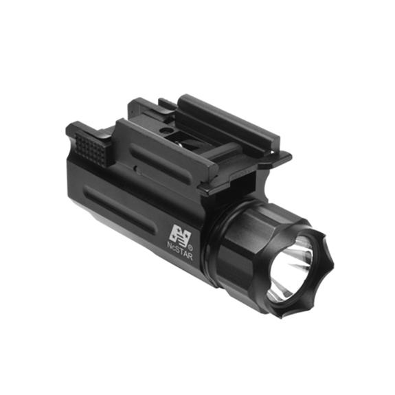 NcStar LED Flashlight - Pistol & Rifle 1W Led Flashlight/Weaver/Q