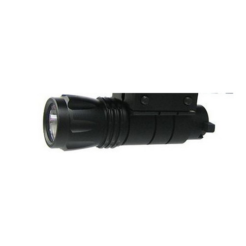 NcStar LED Flashlight - Pistol/Rifle LED Flashlt Weav Mt
