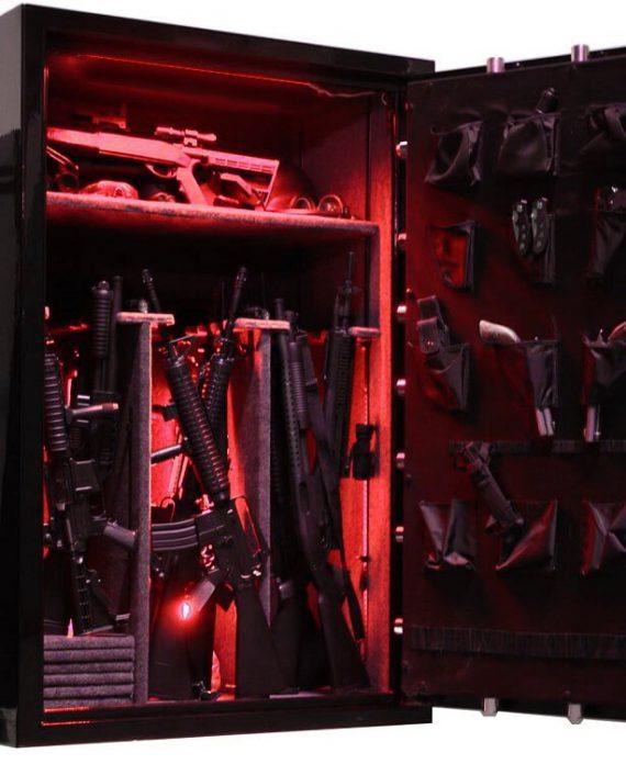 Old Glory Tactical Gun Safe - SD6039 - SUPER-DUTY 36 Gun Capacity - 2 Hour Rating