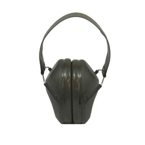 Peltor Passive Hearing Protectors - Shot Gunner Folding Protector Grn