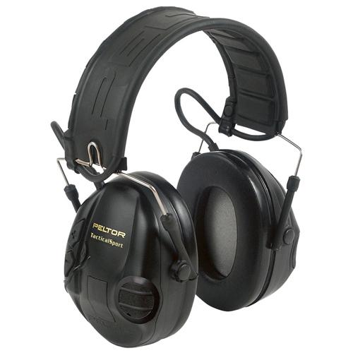 Peltor Tactical Hearing Protectors - Tactical Sport NRR 20dB