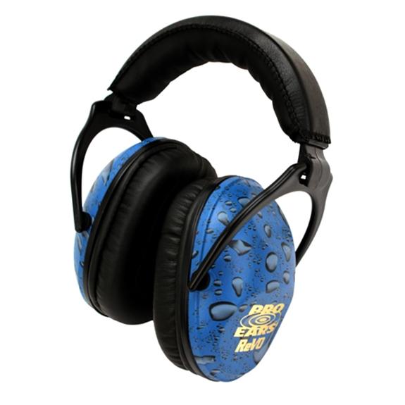 Pro Ears Passive Revo 25 - Passive ReVO 25- Blue Rain