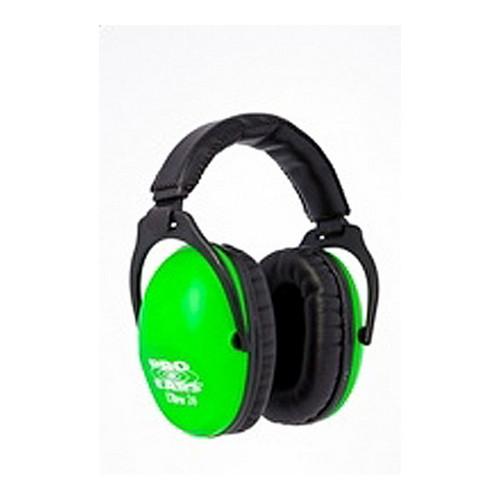 Pro Ears Passive Revo 25 - Passive ReVO 25-Neon Green