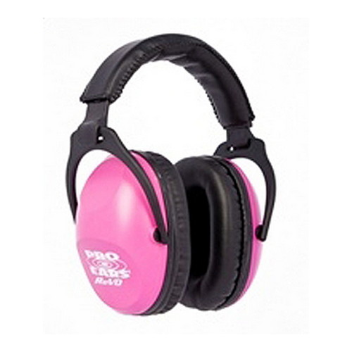 Pro Ears Passive Revo 25 - Passive ReVO 25- Neon Pink