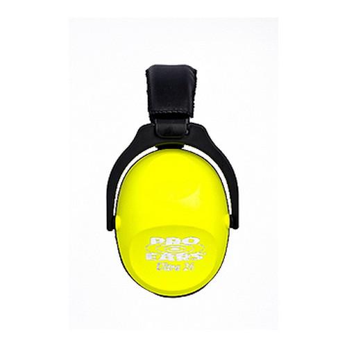 Pro Ears Passive Revo 25 - Passive ReVO 25-Neon Yellow