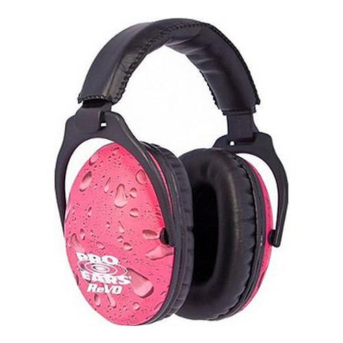 Pro Ears Passive Revo 25 - Passive ReVO 25-Pink Rain7