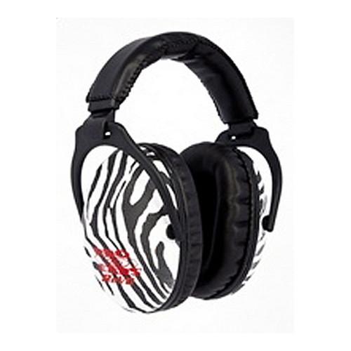 Pro Ears Passive Revo 25 - Passive ReVO 25- Zebra Vert
