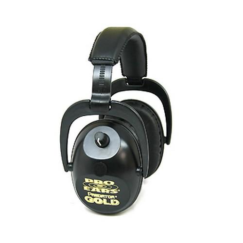 Pro Ears Predator Gold - Predator Gold NRR 26 Black