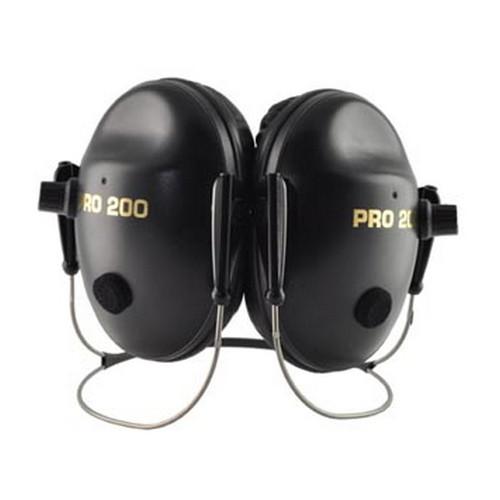Pro Ears Pro 200 NRR 19 - Pro 200 NRR 19 Black Behind the Head
