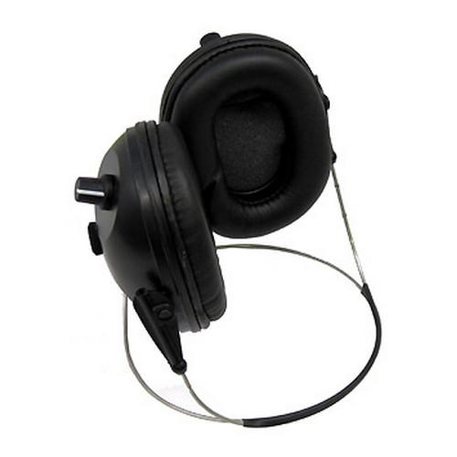 Pro Ears Pro 300 - Pro 300 NRR 26 Black Behind Head