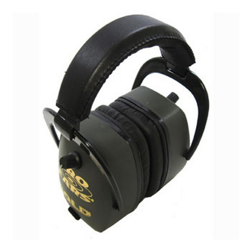 Pro Ears Pro Mag Gold - Pro Mag Gold NRR 30 Green