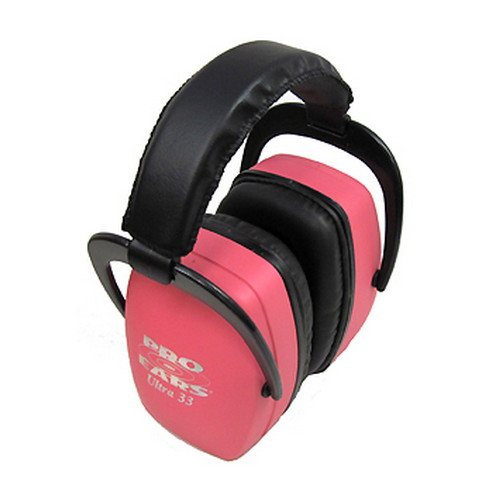 Pro Ears Pro Mag Gold - Pro Mag Gold NRR 30 Pink