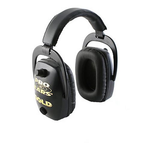 Pro Ears Pro Slim Gold - Pro Slim Gold NRR 28 Black