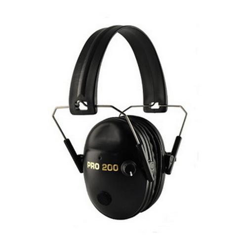 Pro Ears Pro Tac 200 - Pro Tac 200 Black