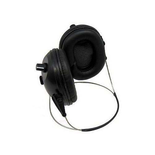 Pro Ears Pro Tac 300 - Pro Tac 300 Black, Behind the Head