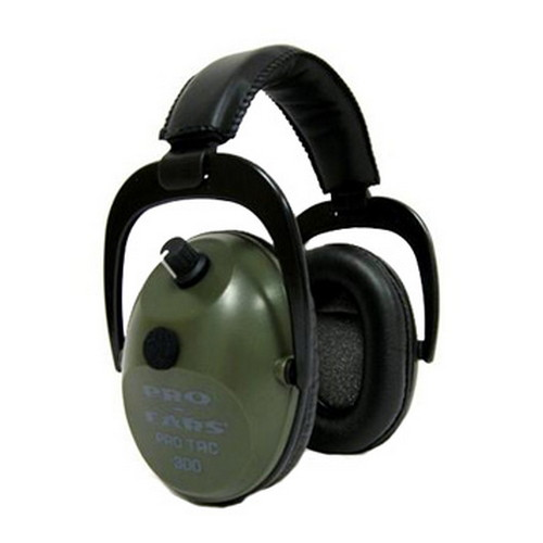 Pro Ears Pro Tac Plus Gold - Pro Tac Plus Gold Green