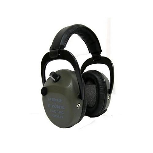 Pro Ears Pro Tac Slim Gold - Pro Tac Slim Gold Black, Lithium 123 Batt