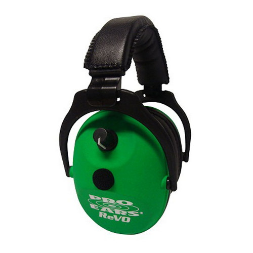 Pro Ears ReVO Electronic - ReVO Electronic - Neon Green