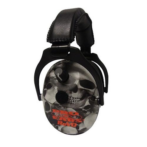 Pro Ears ReVO Electronic - ReVO Electronic - Skulls