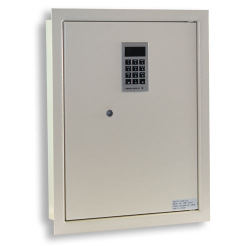 Protex PWS-1814E Safe - Electronic Locking Wall Safe