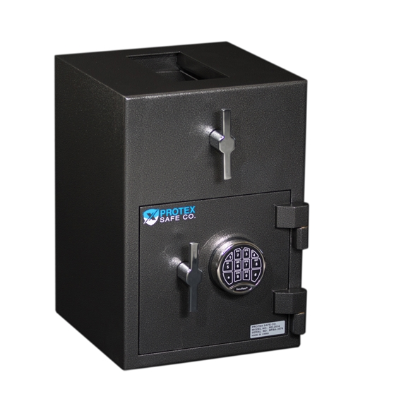 Protex RD-2014 Safe B-rated Top Rotary Depository Safe