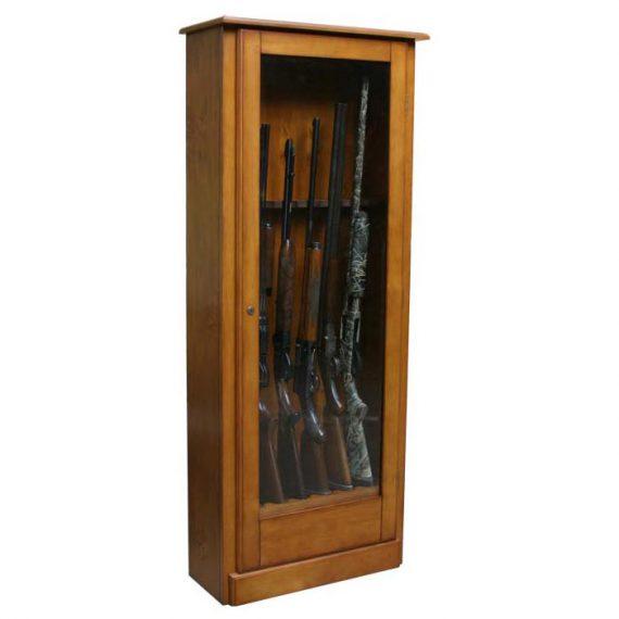 Scout 724 Gun Cabinet Ready to Assemble - 10-Gun