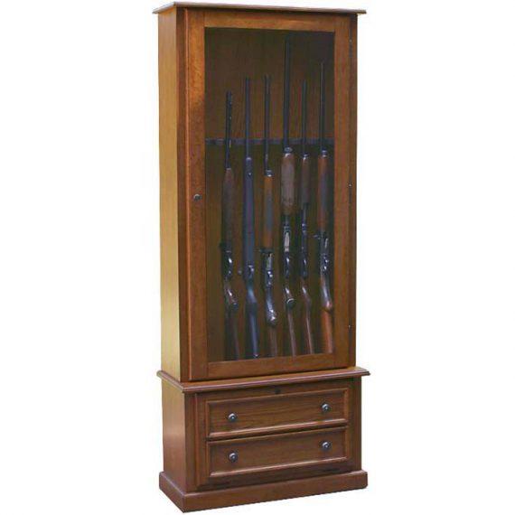 Scout 800 Gun Cabinet - Ready To Assemble - 8-Gun