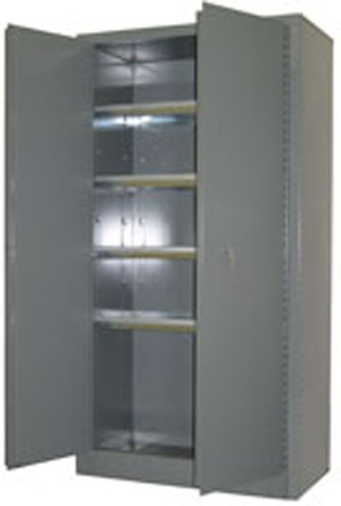 """Securall - HR007 - High Security Cabinet 65""""H x 34""""W x 18""""D"""