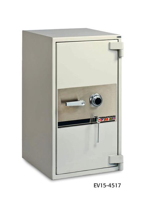 Socal Safe Eurovault EV-4517 Mini Vault - 7.5 cu. ft.