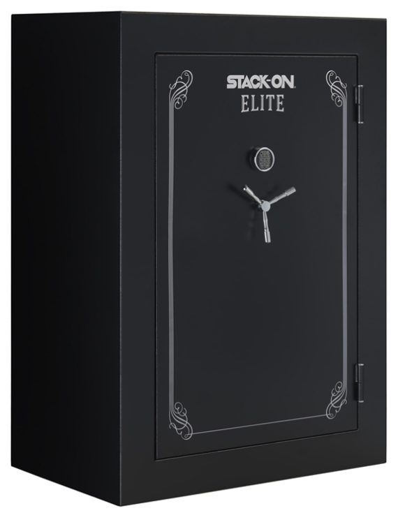 """Stack-On Elite Series 62-90 72"""" Tall Gun Safe w/Electronic Lock"""
