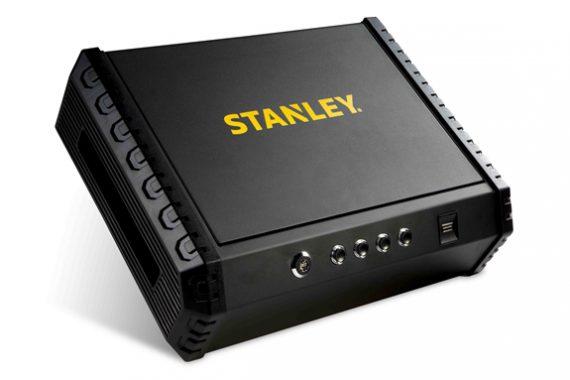 "Stanley Tools - STFPQA190 - Biometric Pop-Open Gun Safe - 3.9""H x 14.6""W x 10.8""D"