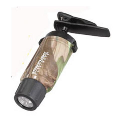 Streamlight Clipmate Flashlights - ClipMate - Camo/Green LED