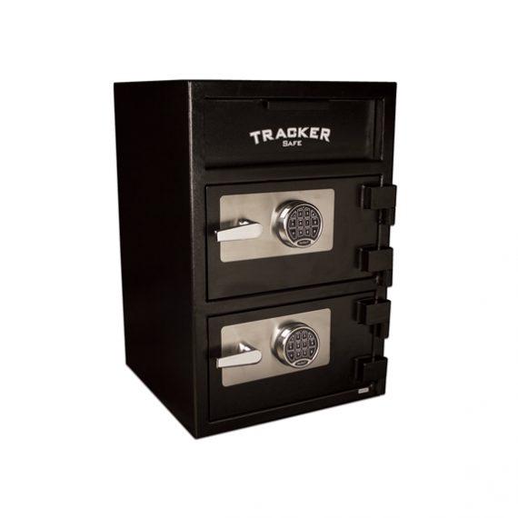 Tracker Series Model DS302020DD-ESR - 2-Door Depository Safe